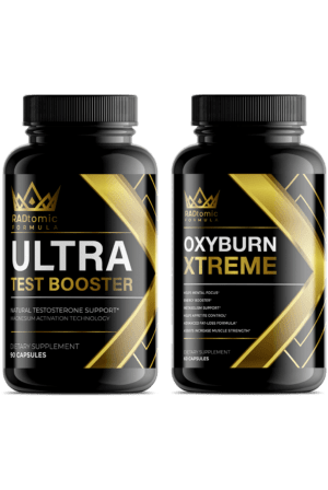 OXYBURN XTREME + ULTRA TEST BOOSTER