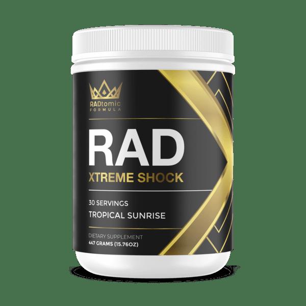 RAD XTREME SHOCK-PRE WORKOUT